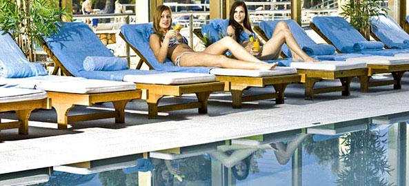 Hotele z basenem krytym Czechy