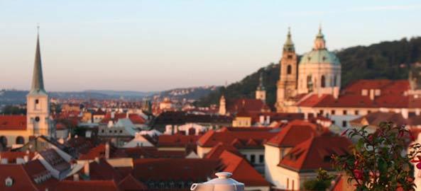 Hotele blisko centrum Czechy