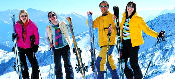 Hotele blisko wypożyczalni nart Czechy