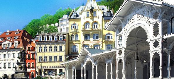 Karlovy Vary (Karlowe Wary)